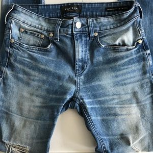 PacSun Stacked Skinny 28x30 Jeans